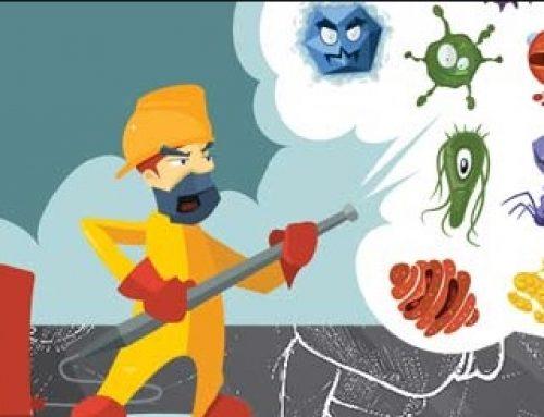 Desinfecção de Ambientes para evitar a proliferação  do COVID-19