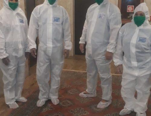 Qual é a diferença entre limpar, desinfetar e esterilizar?