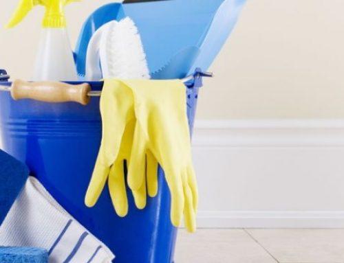 Diferenças entre faxina, diarista e limpeza pesada.