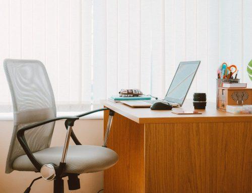 Há quanto tempo você não higieniza sua cadeira de escritório?
