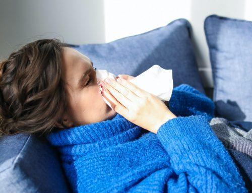 Crise alérgica? NUNCA MAIS!