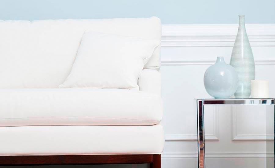 limpeza e higienização de sofás