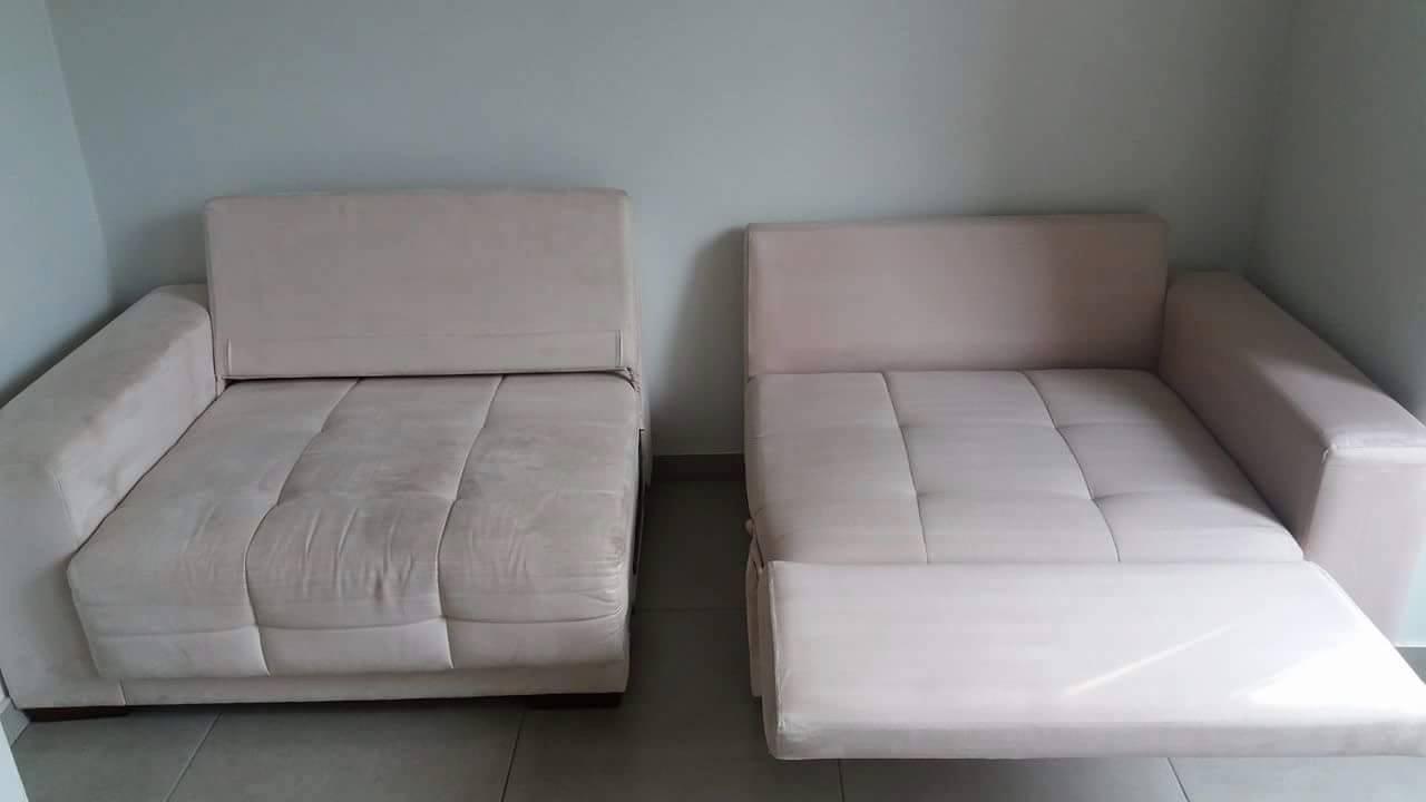 A importância da limpeza de seu sofá.